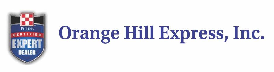 Logo, Orange Hill Express, Inc.